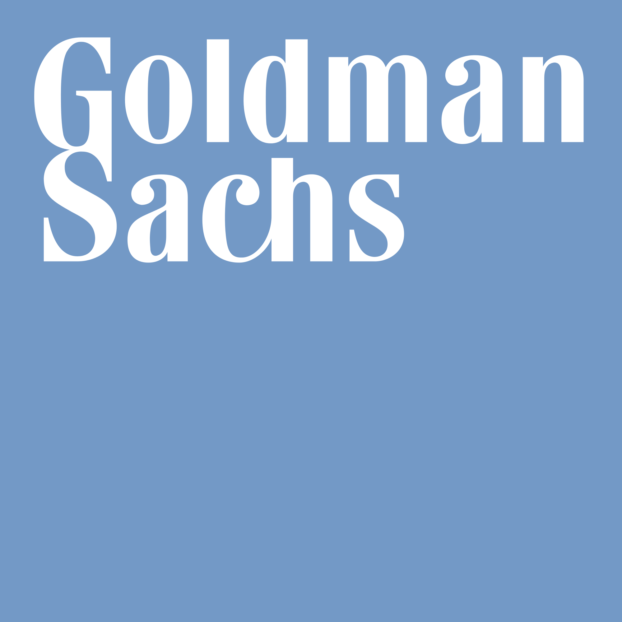 Goldman Sachs Internship Openings for Summer