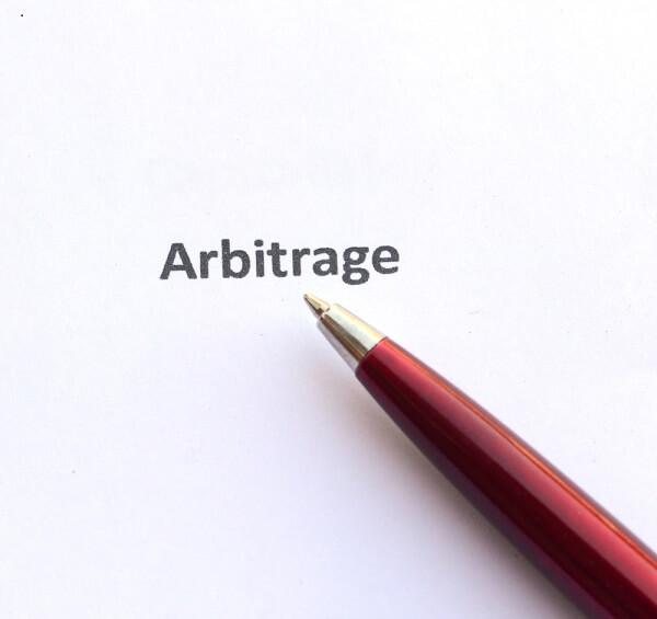 merger arbitrage concept art