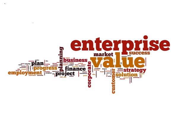 enterprise value concept art