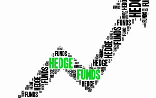 Hedge funds Financial concept