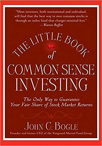 The Little Book of Common Sense Investing by John Bogle