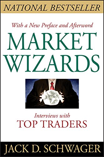 Market Wizards by Jack Schwager