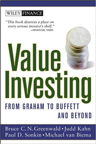 Value Investing by Bruce Greenwald