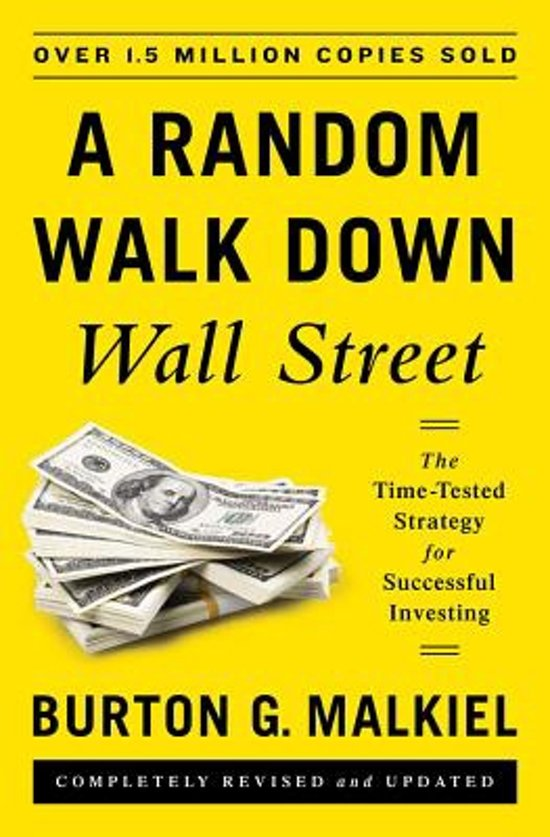 A Random Walk Down Wall Street by Burton Malkiel