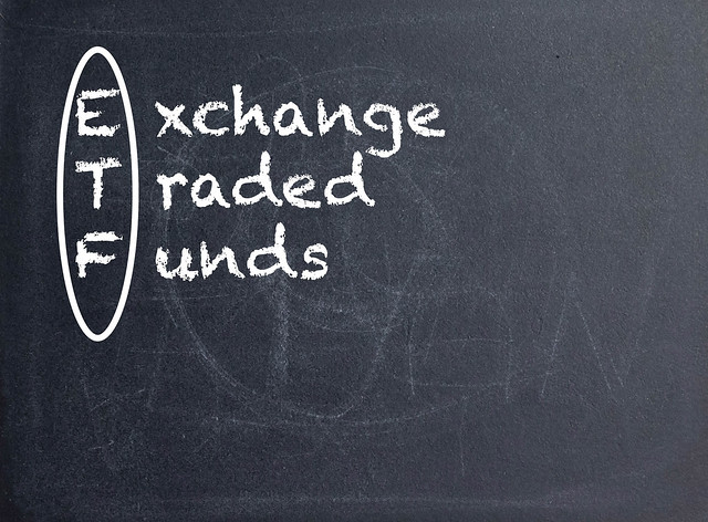 exchanged traded funds - types of investment